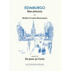 Edimburgo: notas pintorescas seguido de dos paseos por Escocia