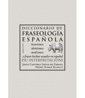 Diccionario de fraseología española