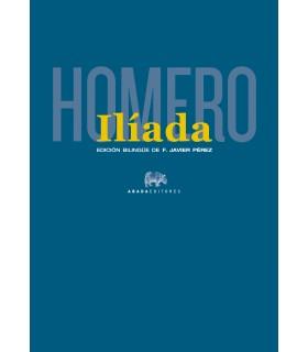 Ilíada (edición bilingüe)