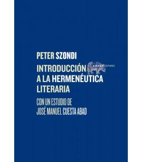 Introducción a la hermenéutica literaria
