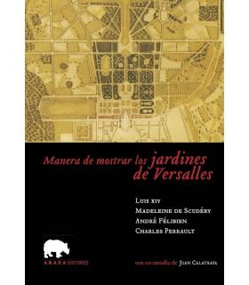 Manera de mostrar los jardines de Versalles