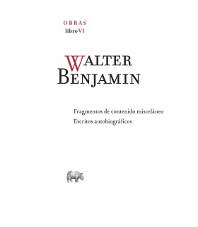 Obra completa. Libro VI Fragmentos de contenido misceláneo // Escritos autobiográficos
