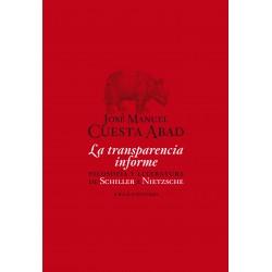 La transparencia informe. Filosofía y literatura