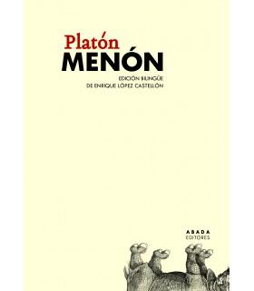 Menón (edición bilingüe)